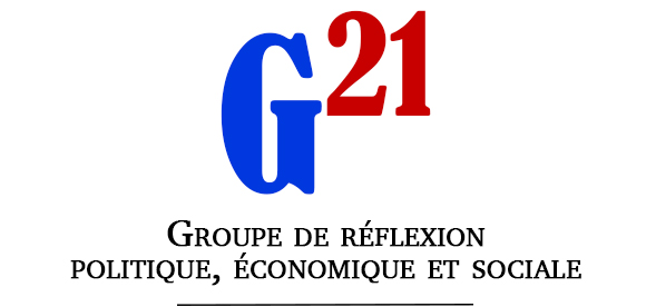 Logo Front Page G21